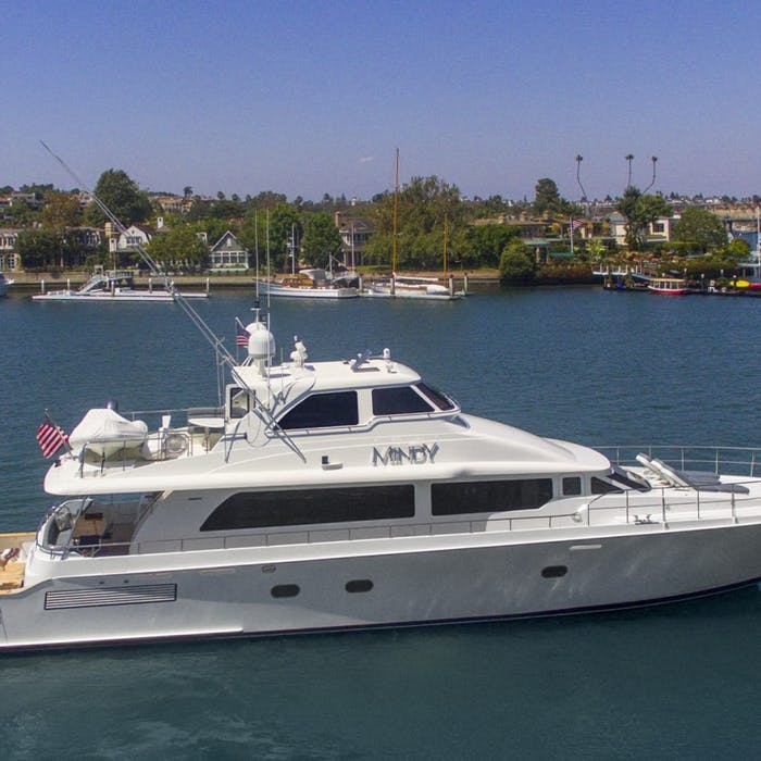 80' (24.38m) Cheoy Lee Yachtfisher MINDY Sold
