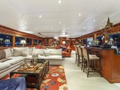 Palmer Johnson KIMBERLY Yacht for sale interior