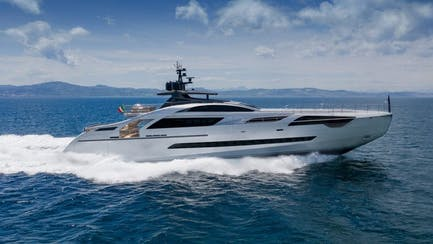 pershing 140 yacht for sale