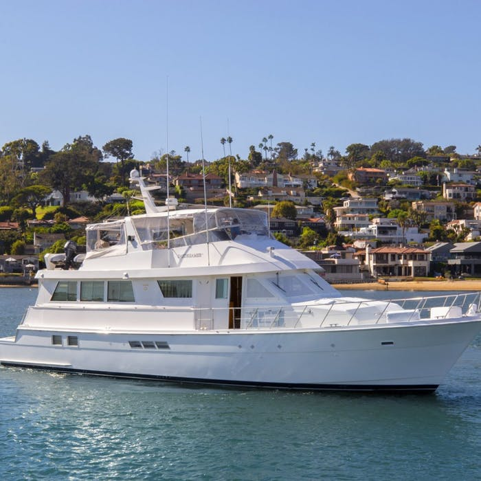 70' (21.34m) Hatteras DAYDREAMER IV Now for Sale