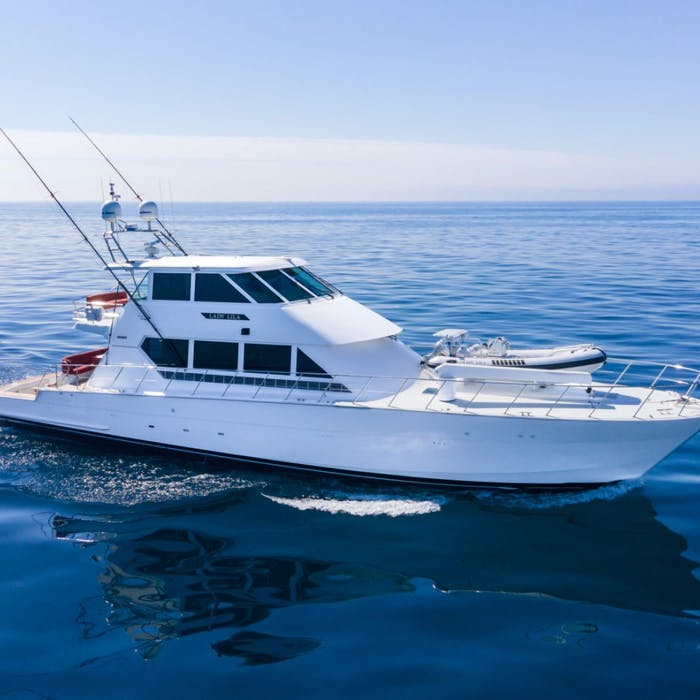 82' (24.99m) Hatteras LADY LILA Now for Sale