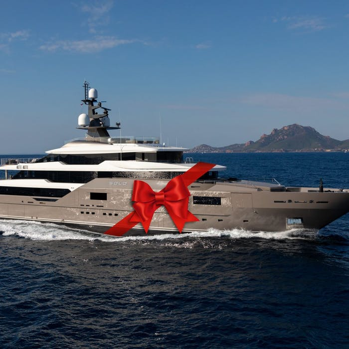 Seven Yachts That Make the Ultimate Holiday Gift