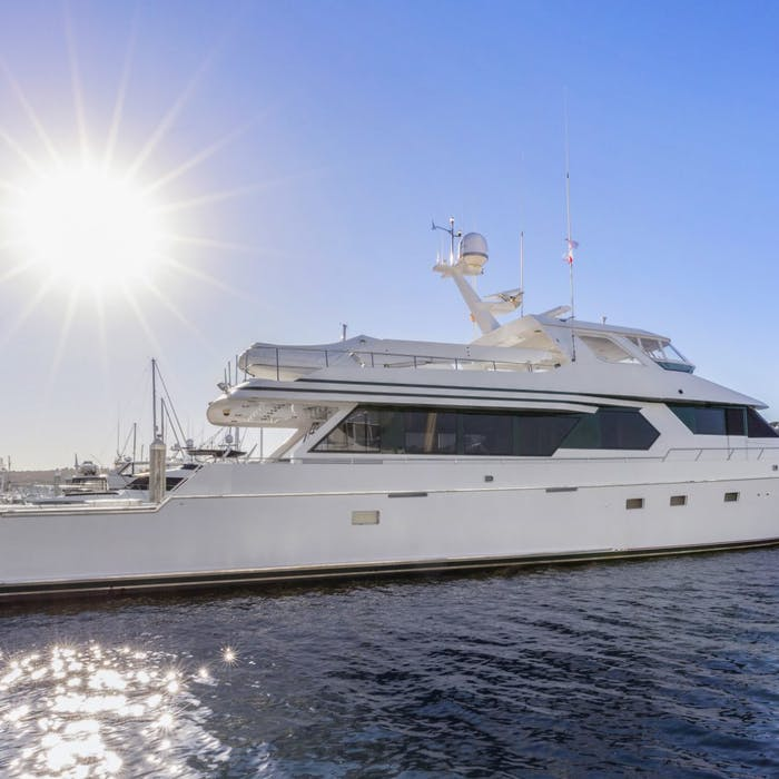 105' (32m) ILLEAGLE Now for Sale