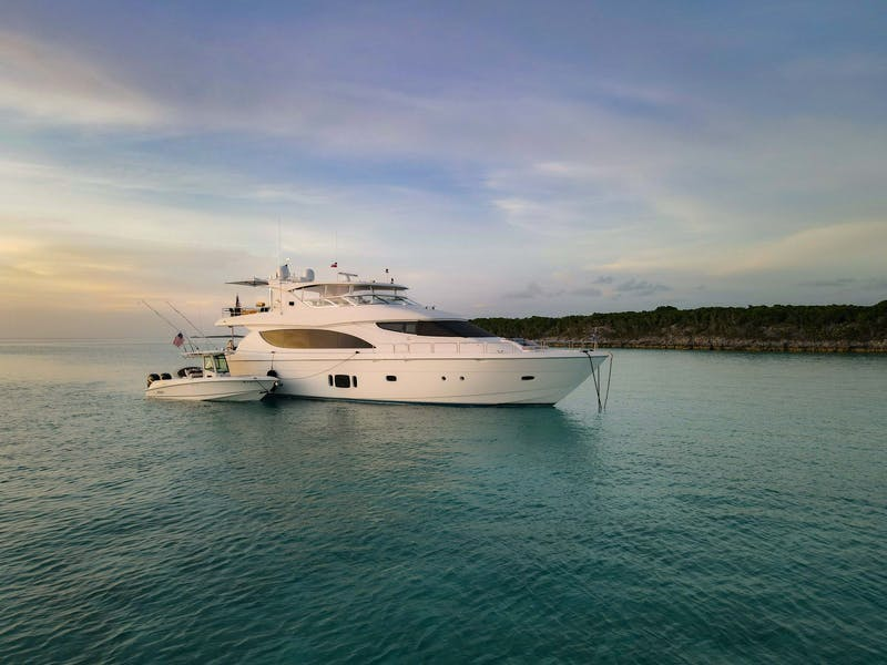 80' (24m) CHELSEA is Now for Charter
