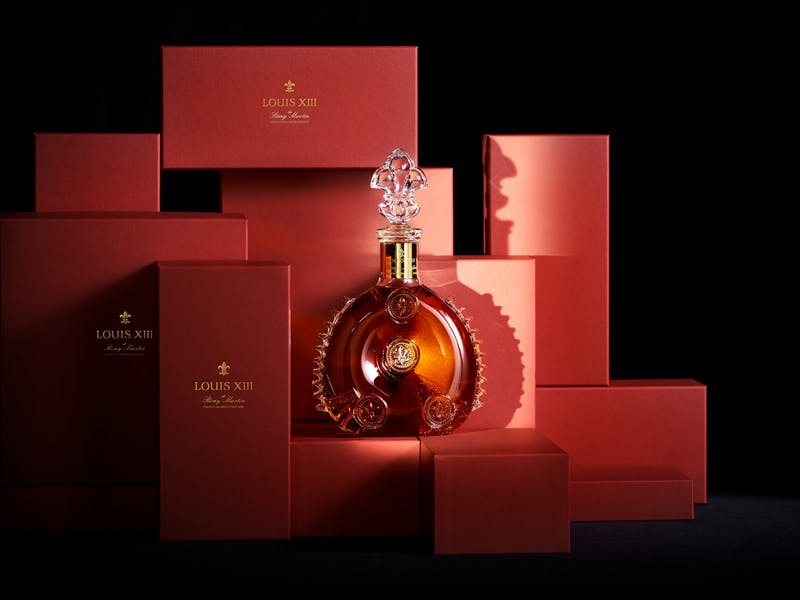 Northrop & Johnson Partners with LOUIS XIII Cognac