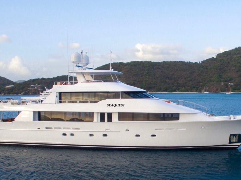 130-foot (39.6m) SEAQUEST Now for Charter