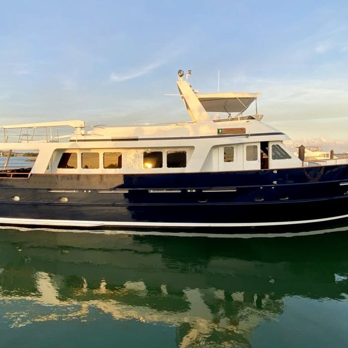 85' (25.91m) HALCYON DAYS Sold