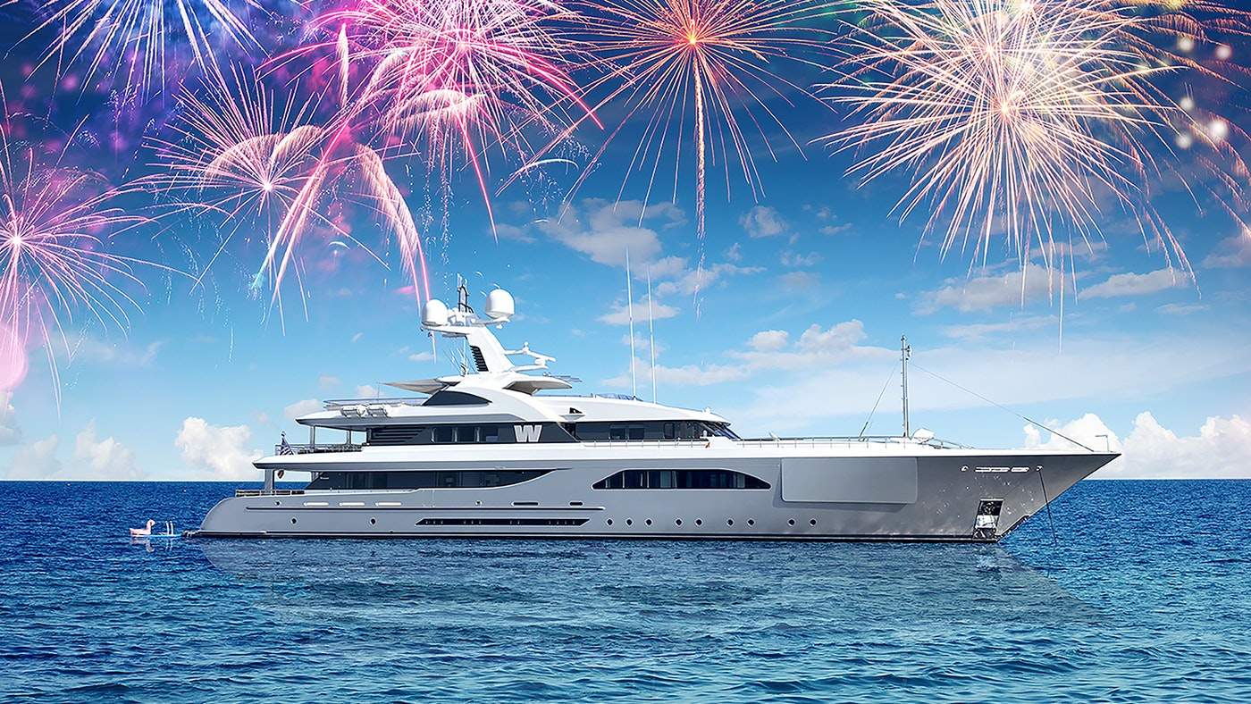 New Charter Yachts for the New Year