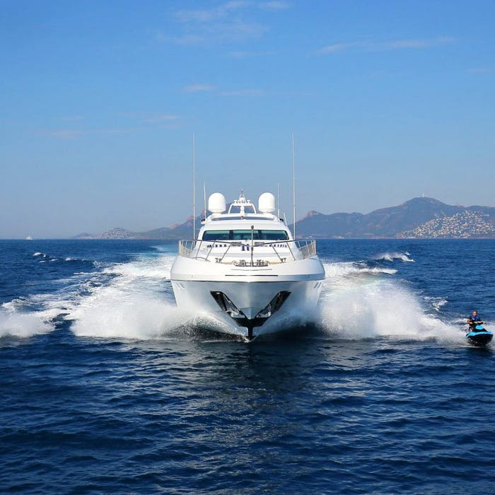 Need for Speed — Seven Fast Yachts for Sale