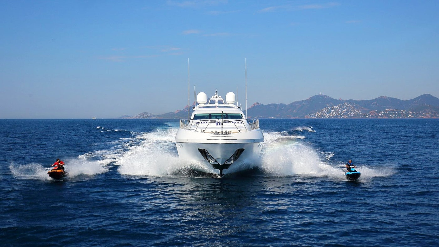 Need for Speed: Seven Fast Yachts for Sale