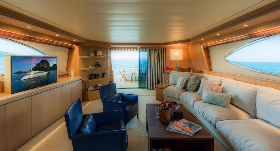 Tendar & Toys for AVELINE Private Luxury Yacht For charter
