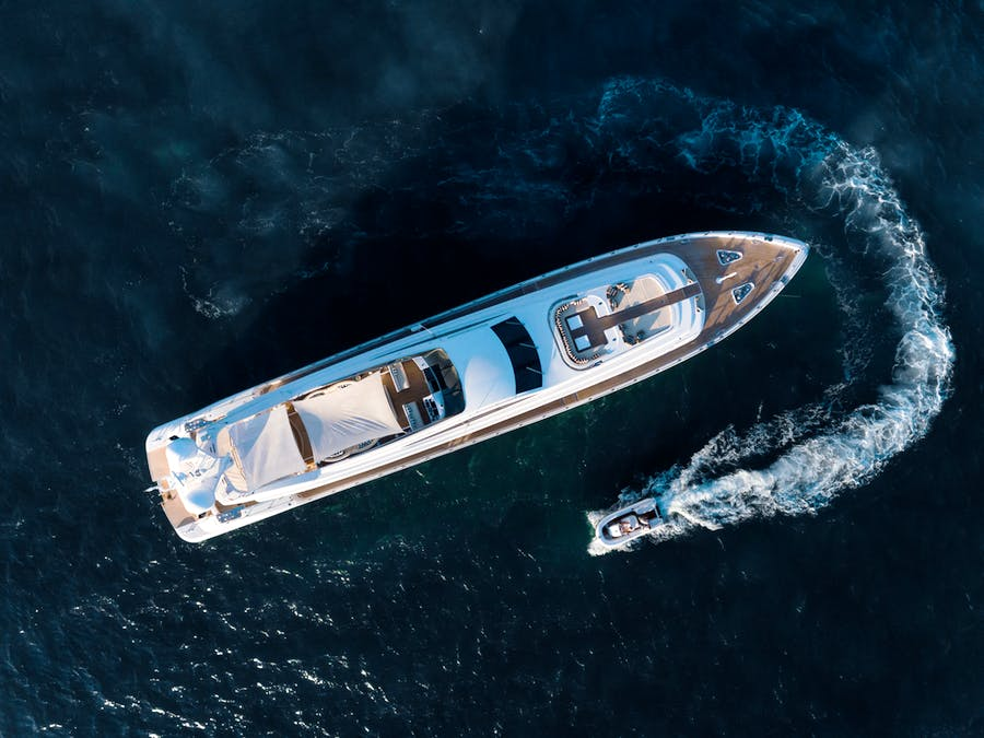 Features for TUTTO LE MARRANE Private Luxury Yacht For charter