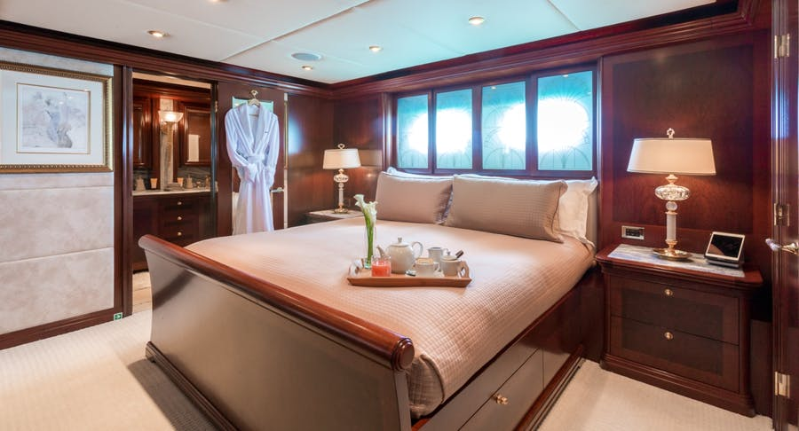 Tendar & Toys for ZOOM ZOOM ZOOM Private Luxury Yacht For charter
