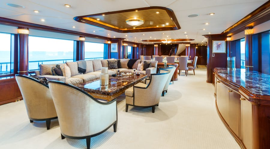 Features for ZOOM ZOOM ZOOM Private Luxury Yacht For charter