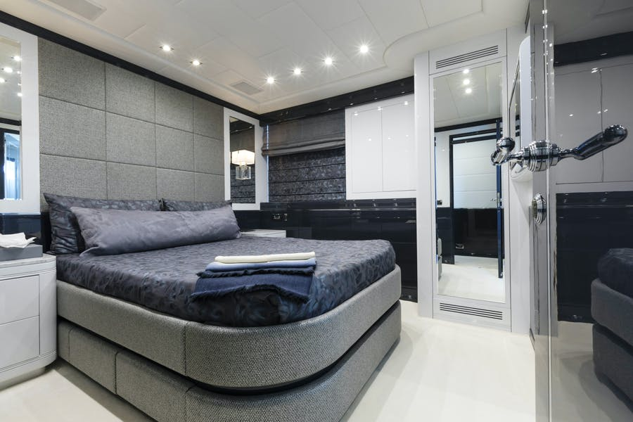 Features for VENI VIDI VICI (VVV) Private Luxury Yacht For charter