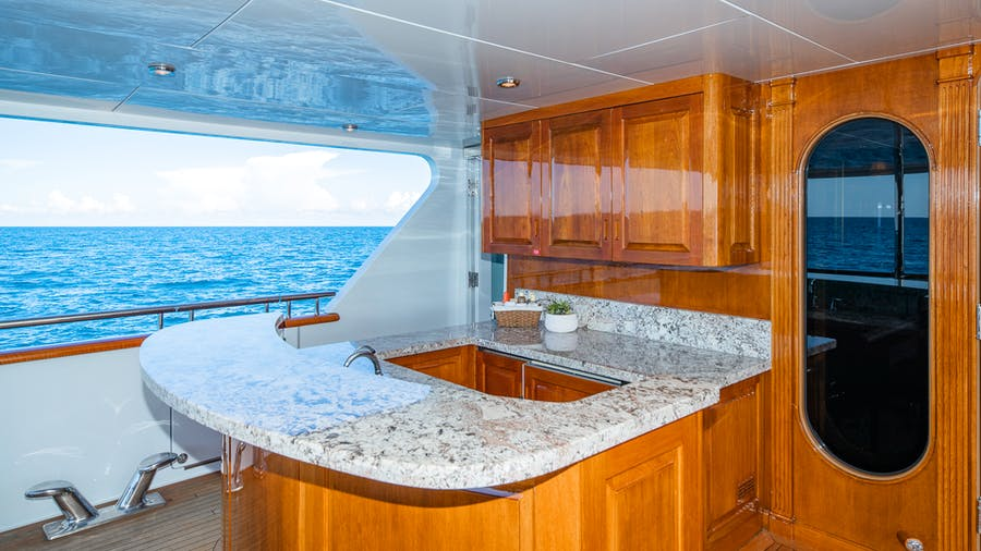 Tendar & Toys for TOP FIVE Private Luxury Yacht For charter
