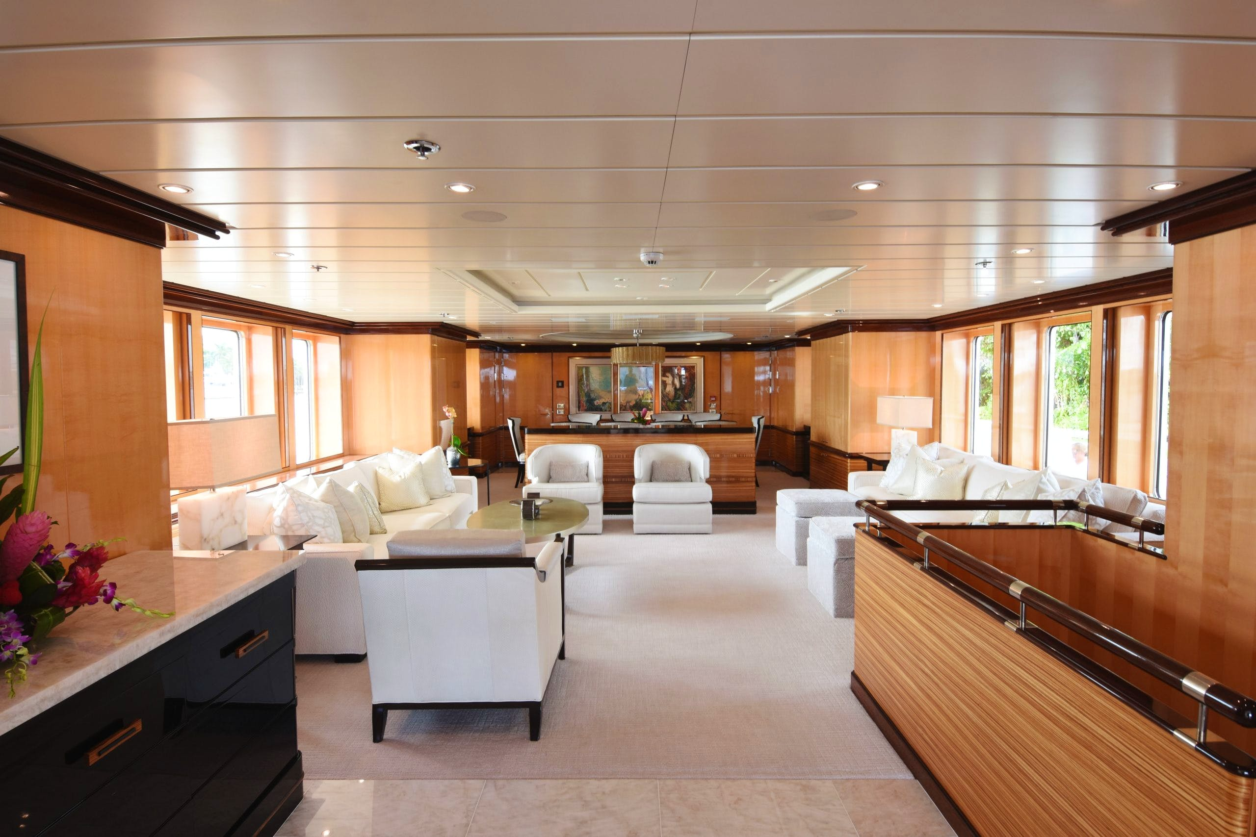 Seasonal Rates for NITA K II Private Luxury Yacht For Charter