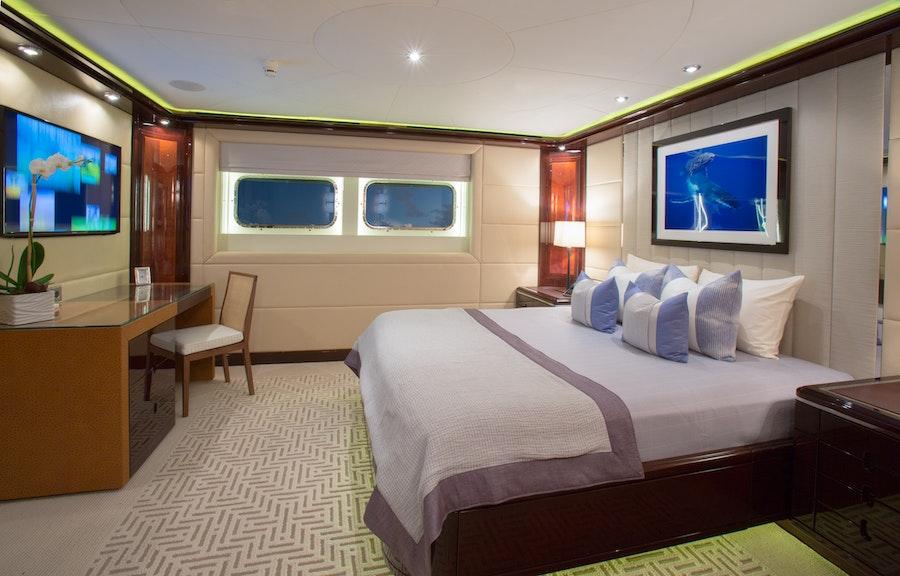 Tendar & Toys for DREAM Private Luxury Yacht For charter