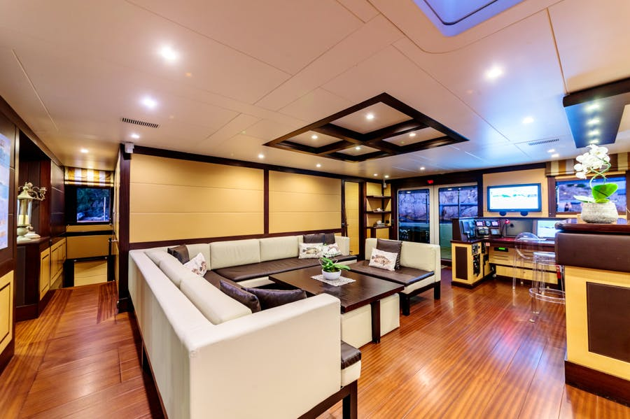 Tendar & Toys for ALLURES Private Luxury Yacht For charter