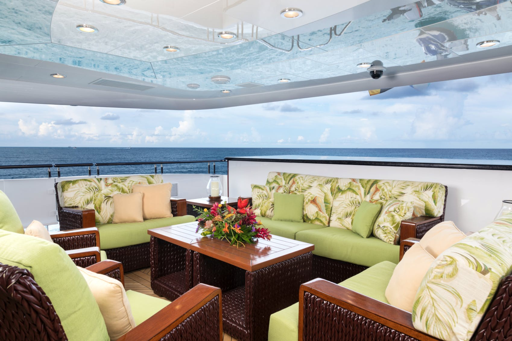 Seasonal Rates for AMARULA SUN Private Luxury Yacht For Charter