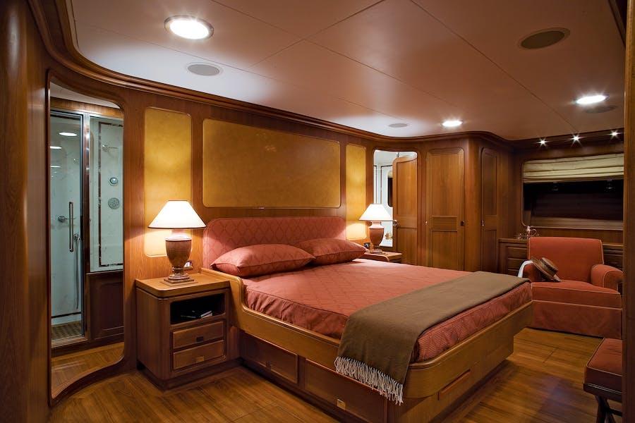 Tendar & Toys for ANTARA Private Luxury Yacht For charter