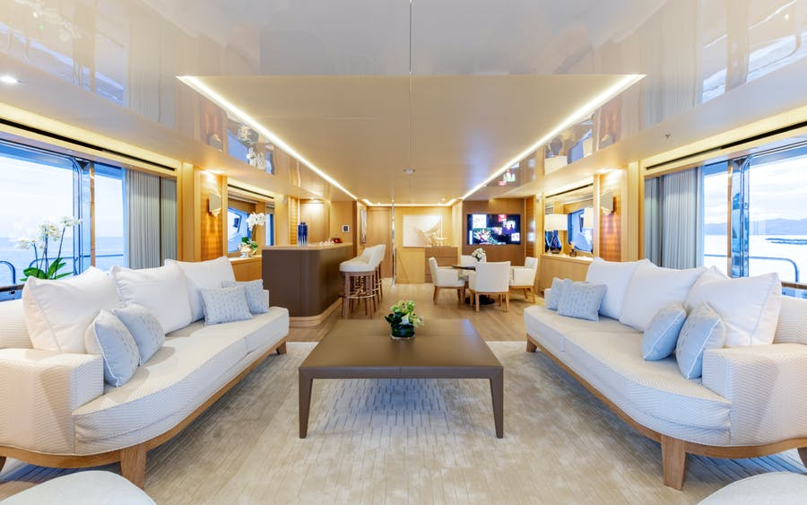 Tendar & Toys for ARADOS Private Luxury Yacht For charter
