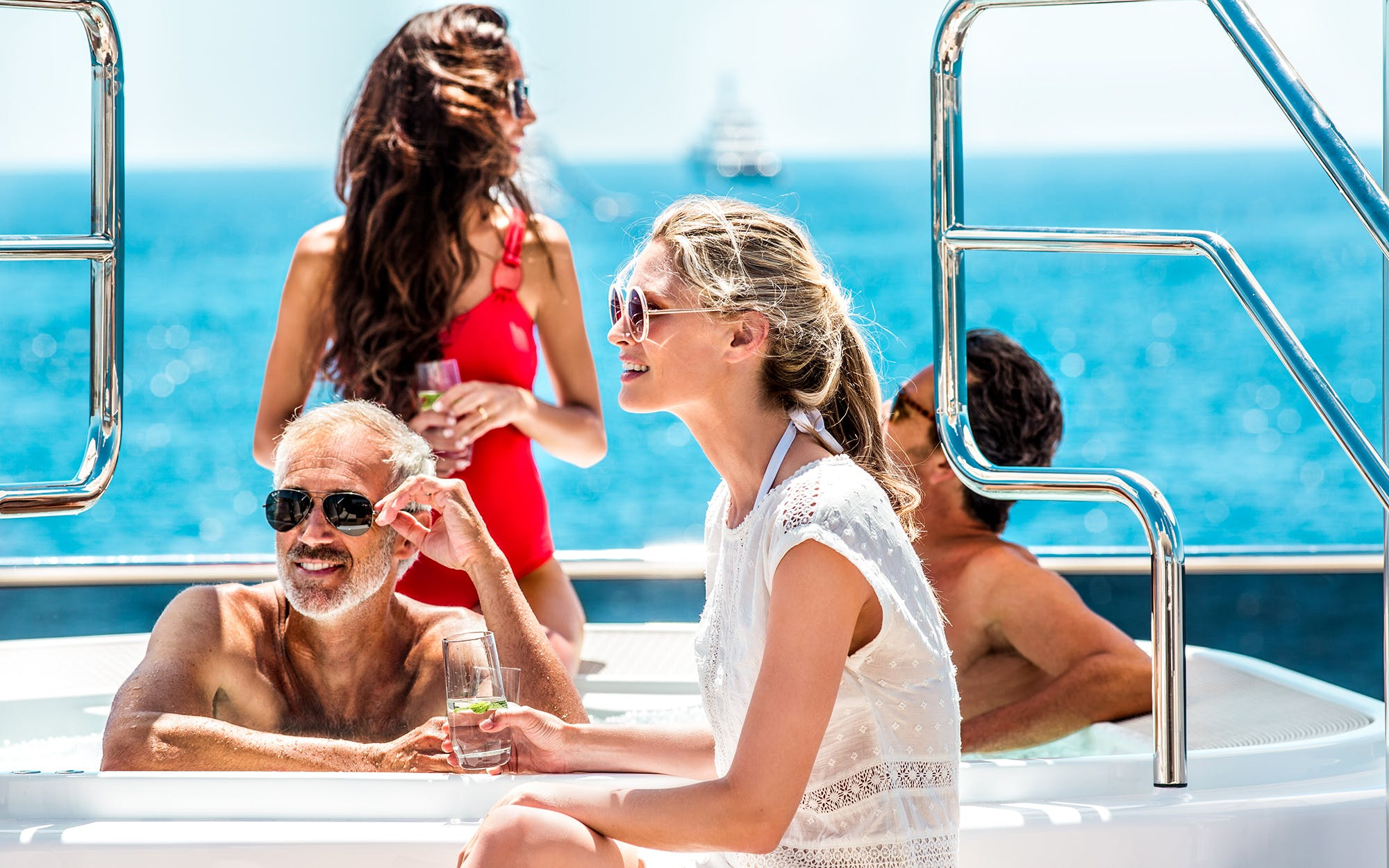 Seasonal Rates for ASYA Private Luxury Yacht For Charter