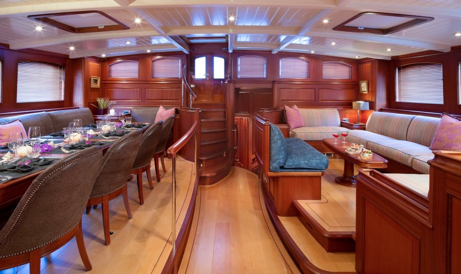 Tendar & Toys for ATHOS Private Luxury Yacht For charter
