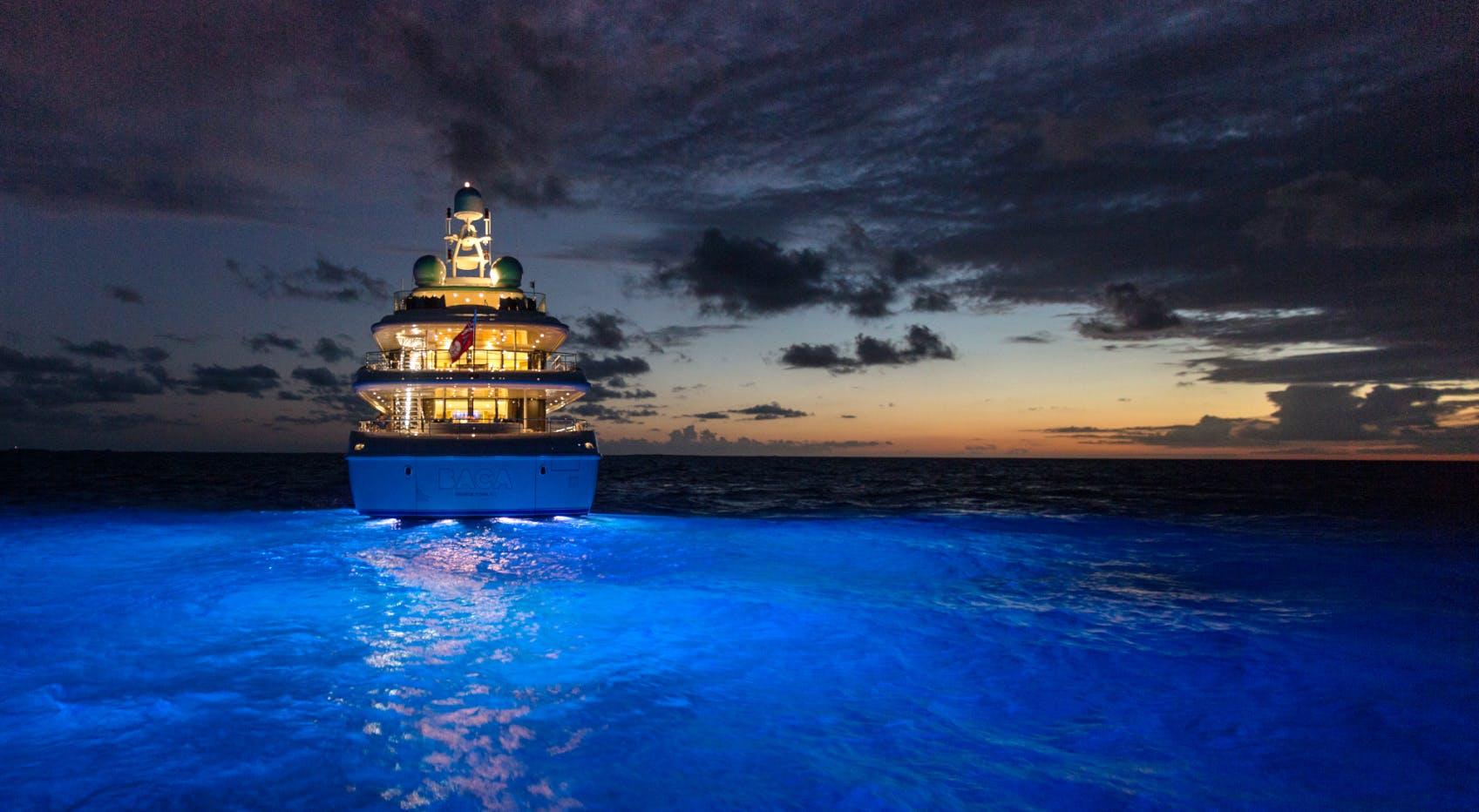 Seasonal Rates for BACA Private Luxury Yacht For Charter