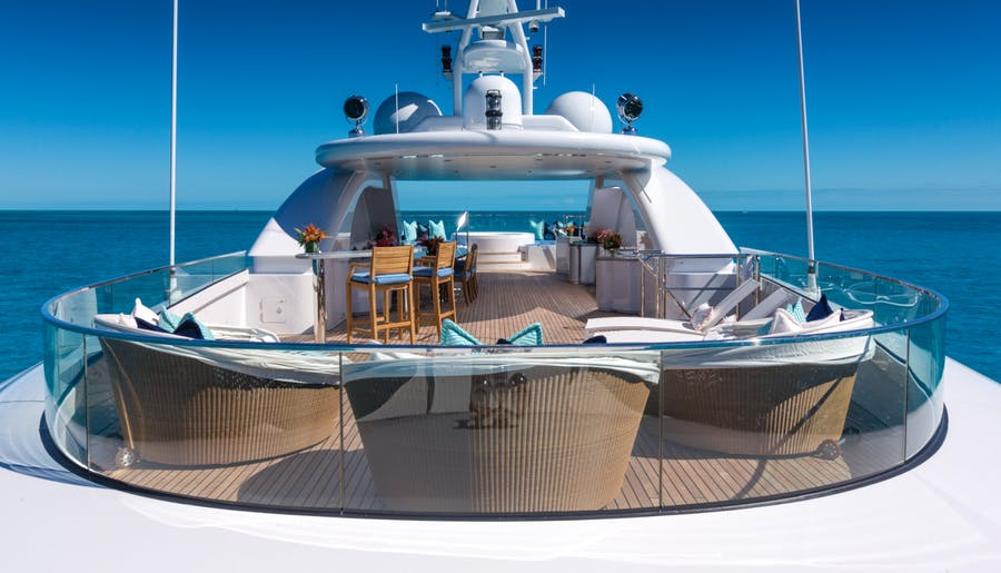 Tendar & Toys for BACA Private Luxury Yacht For charter