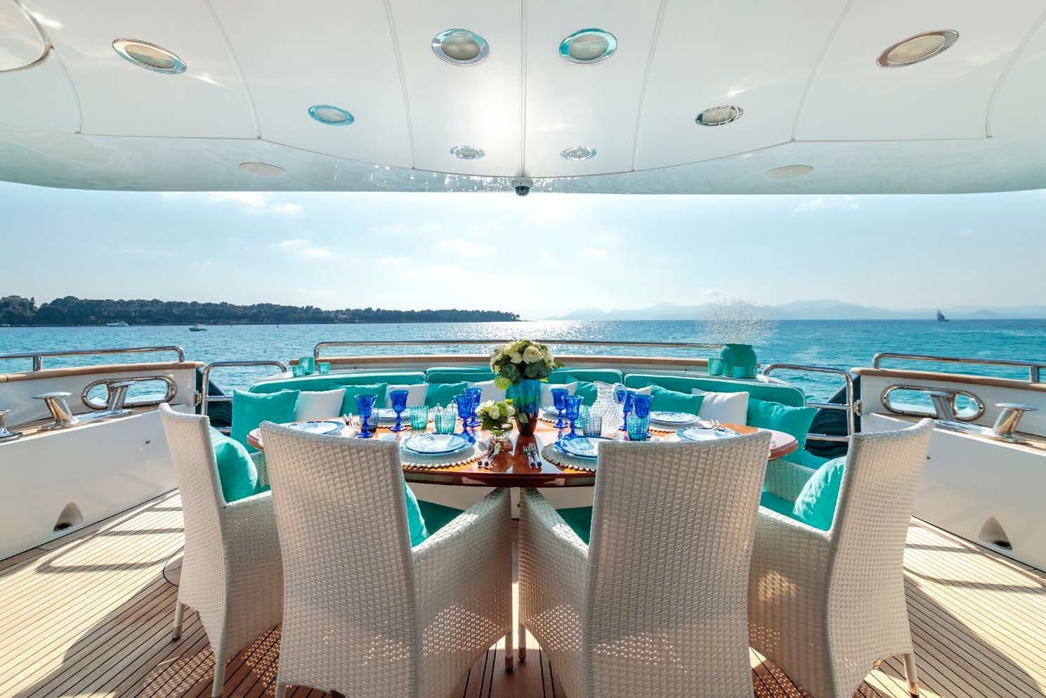 Seasonal Rates for BANG! Private Luxury Yacht For Charter