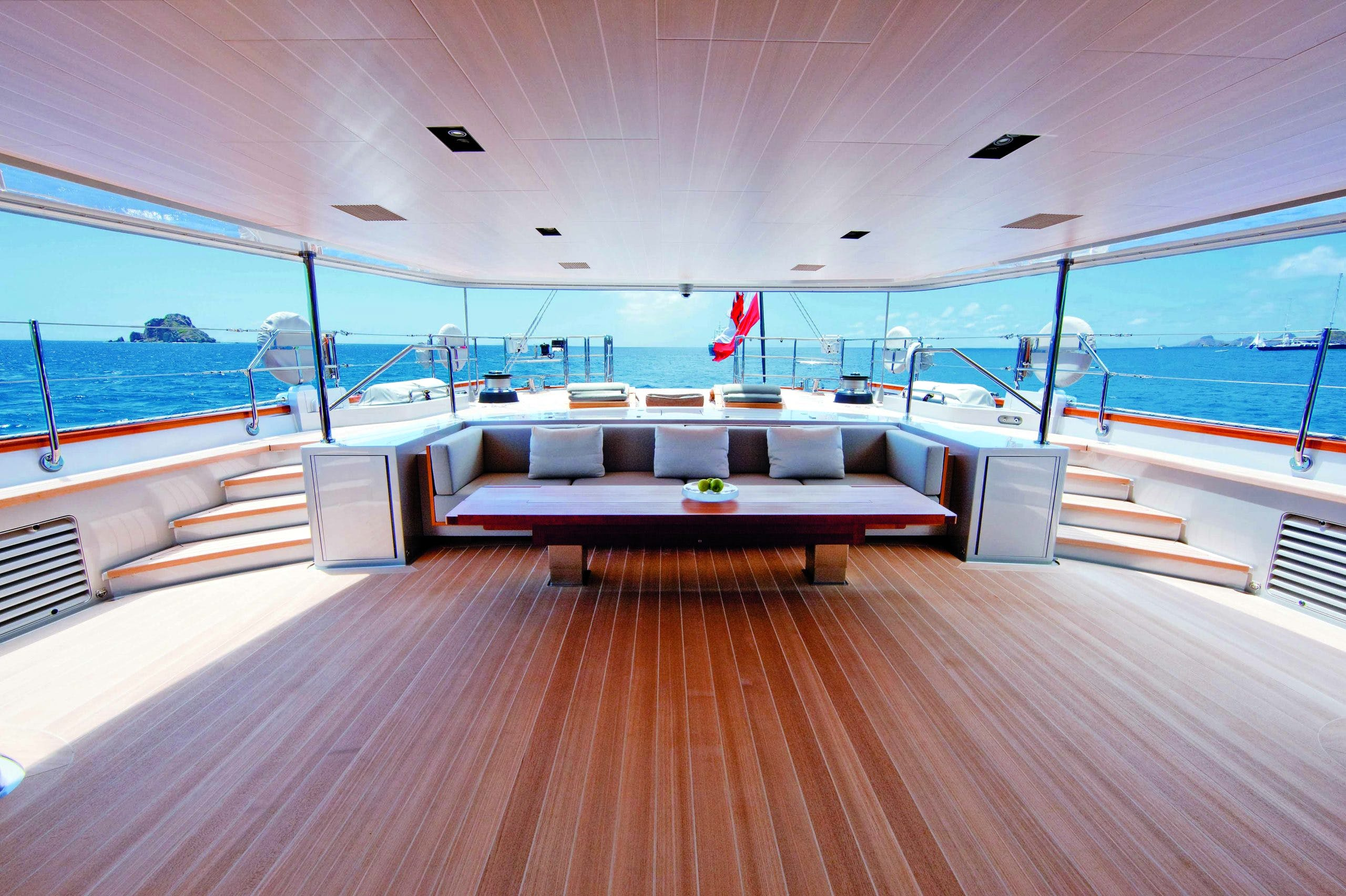 Seasonal Rates for BARACUDA VALLETTA Private Luxury Yacht For Charter
