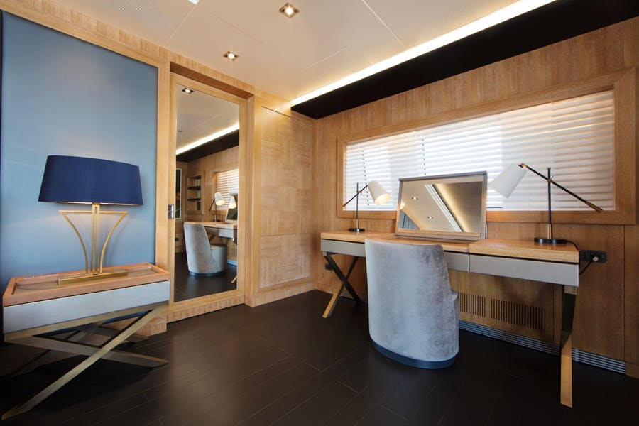 Tendar & Toys for BEATRIX Private Luxury Yacht For charter