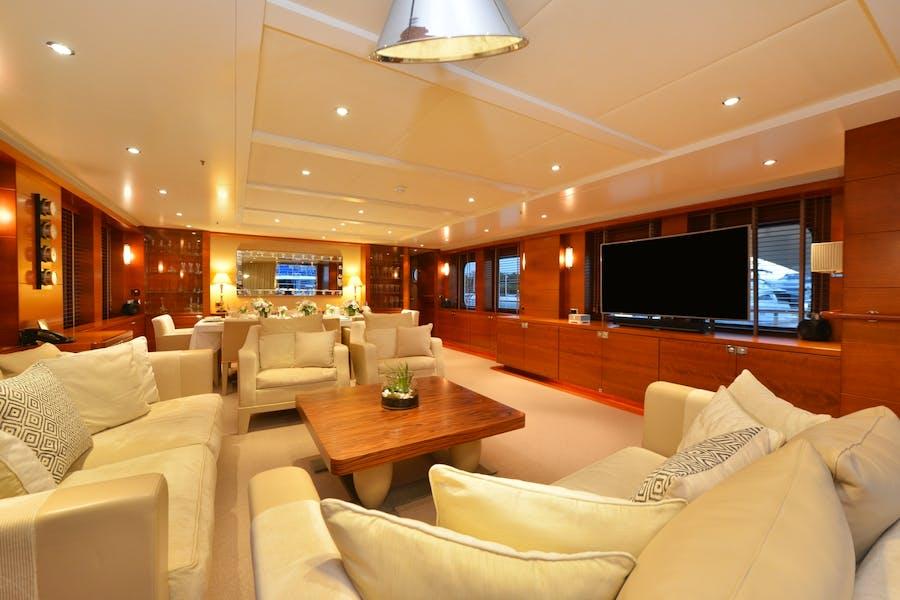 Tendar & Toys for BELUGA Private Luxury Yacht For charter