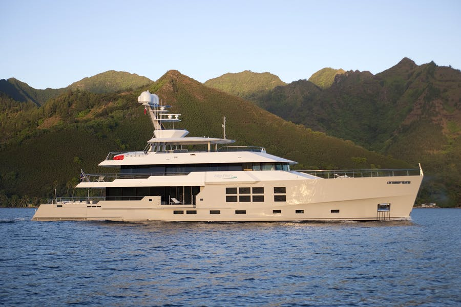 Seasonal Rates for BIG FISH Private Luxury Yacht For Charter