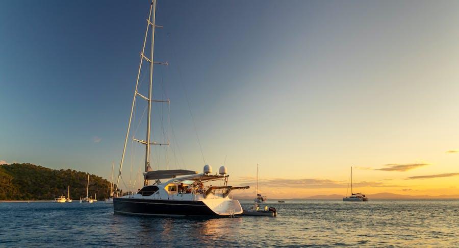 Tendar & Toys for BLISS Private Luxury Yacht For charter