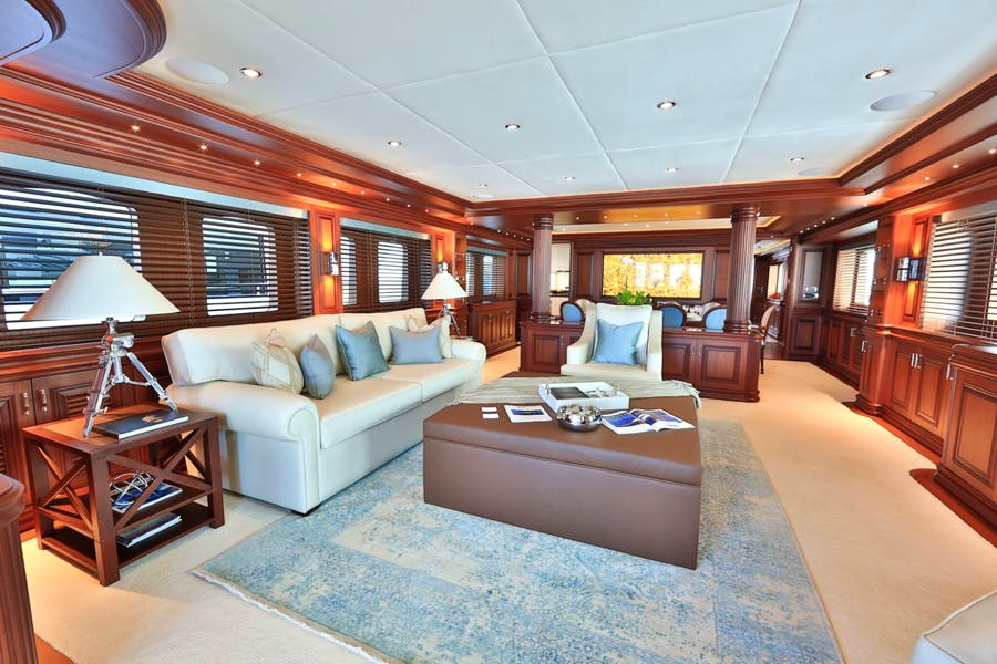 Tendar & Toys for CLARITY Private Luxury Yacht For charter