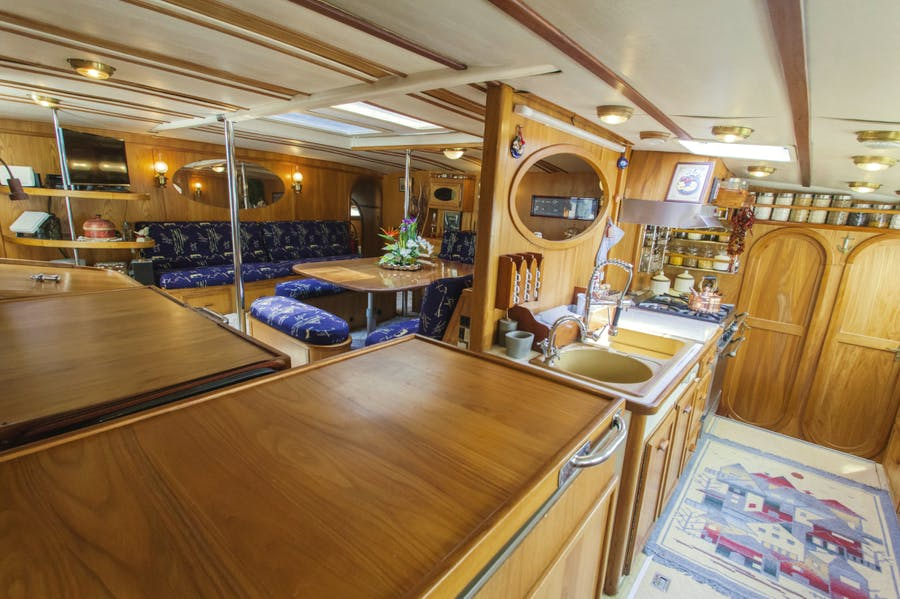 Tendar & Toys for CONAN Private Luxury Yacht For charter