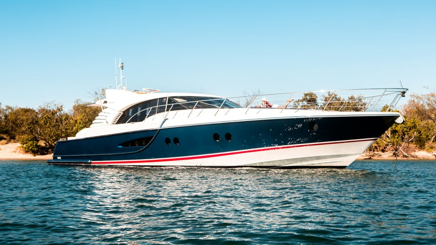 Crystal Blue Yacht For Charter Evolution Yachts Luxury