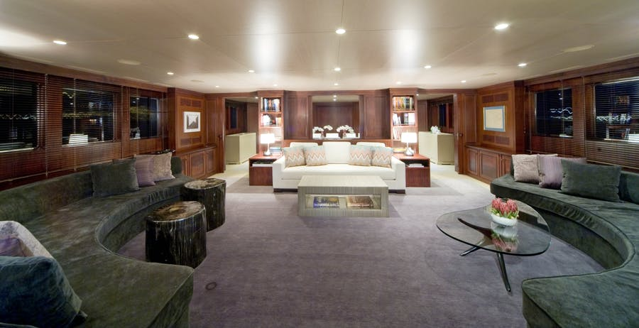 Tendar & Toys for CYAN Private Luxury Yacht For charter