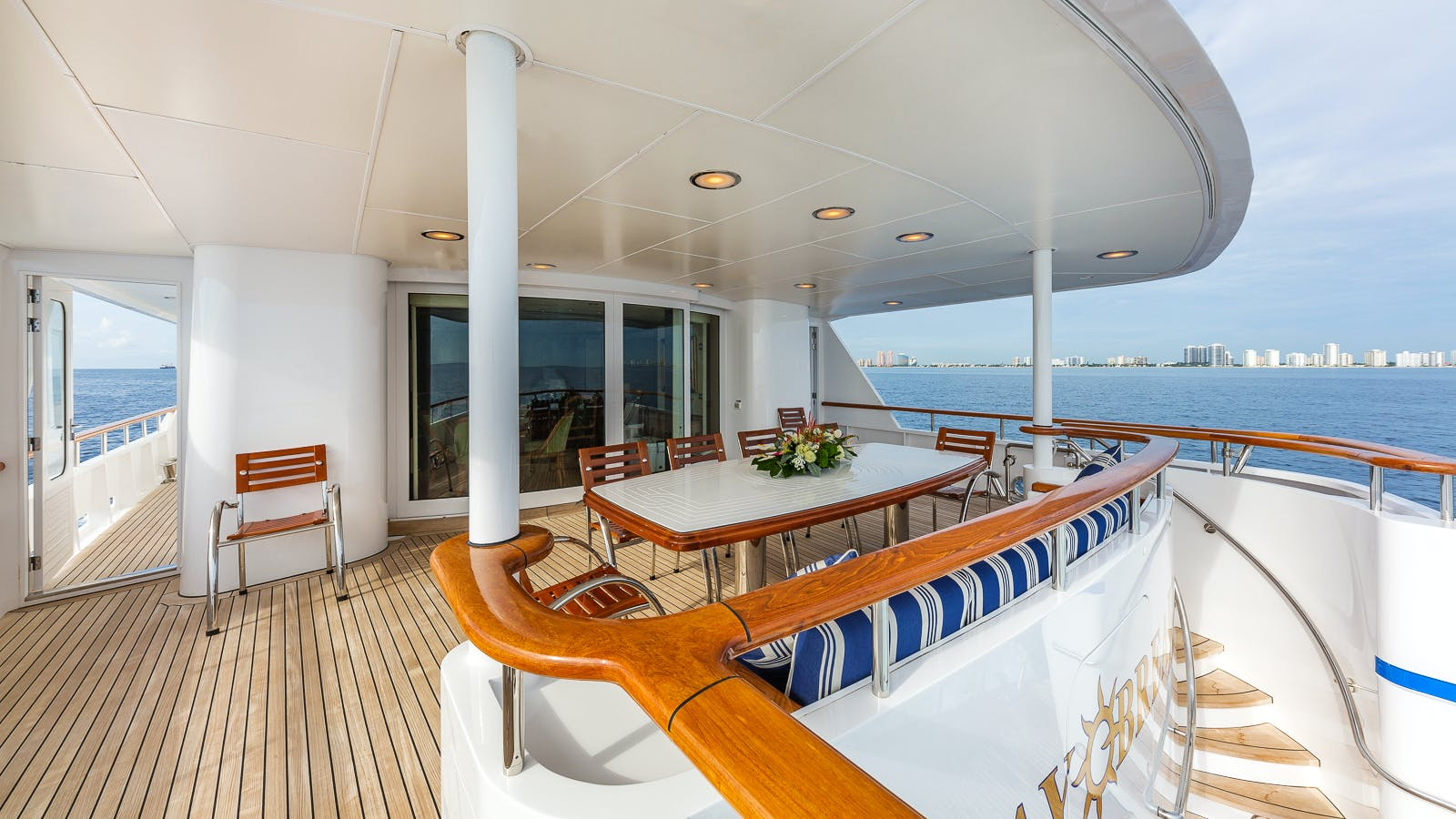 DAYBREAK Yacht