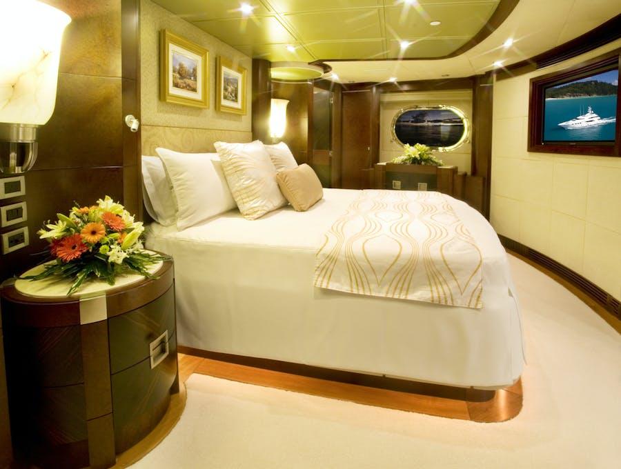 Tendar & Toys for DE LISLE III Private Luxury Yacht For charter
