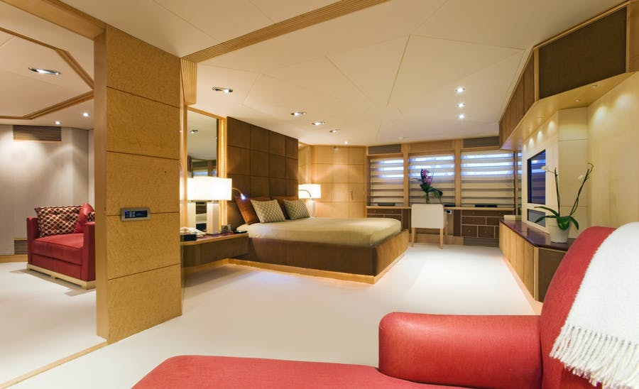 Tendar & Toys for DEEP BLUE II Private Luxury Yacht For charter