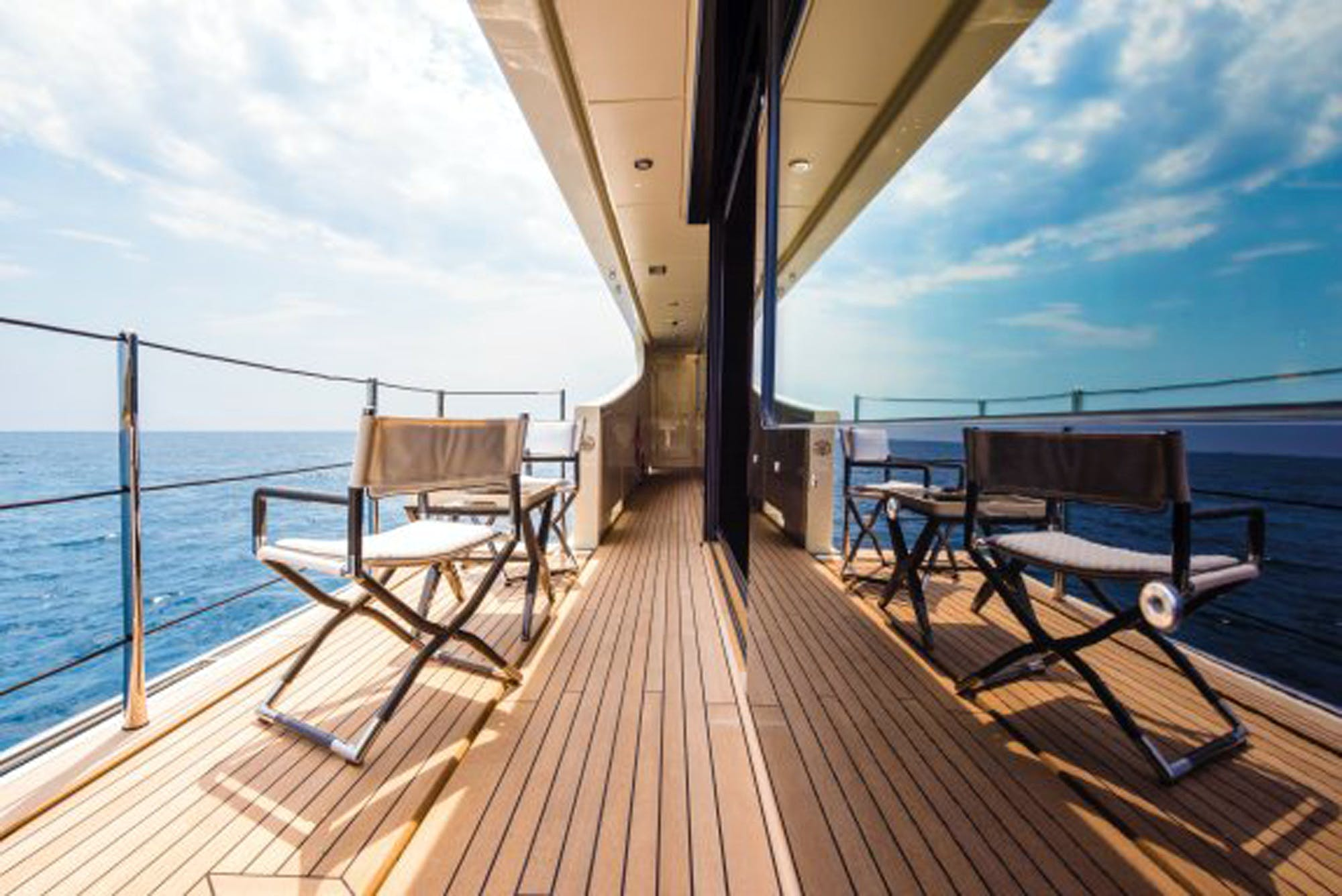 Seasonal Rates for ELIXIR Private Luxury Yacht For Charter