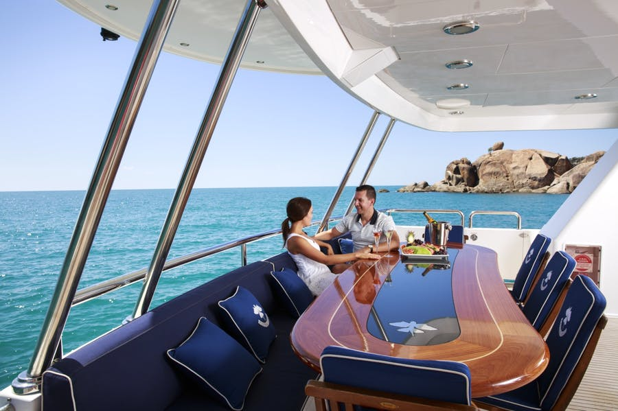 Tendar & Toys for FLYING FISH Private Luxury Yacht For charter