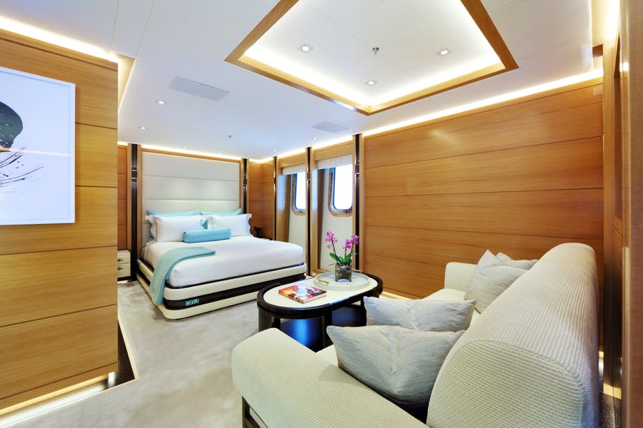 Tendar & Toys for FORMOSA Private Luxury Yacht For charter