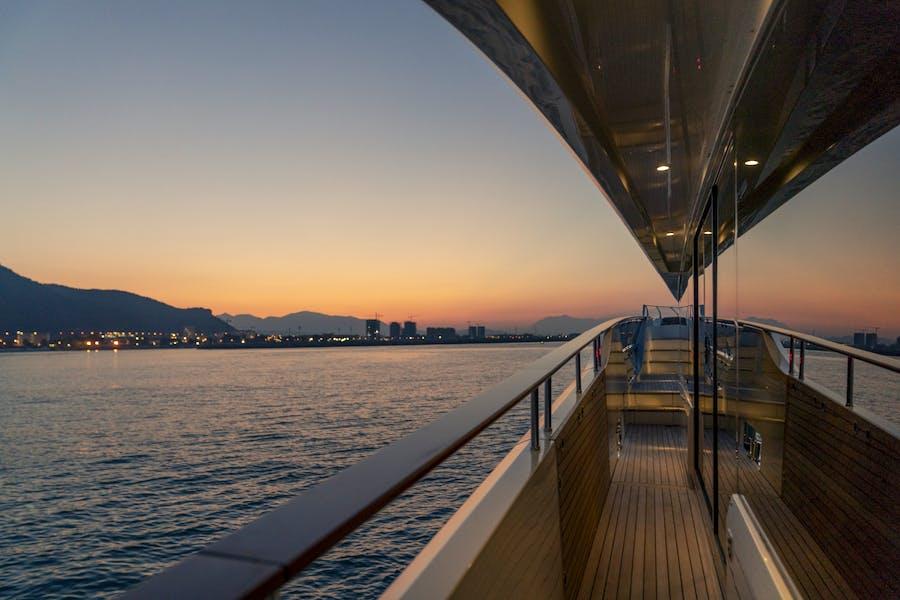 Tendar & Toys for VIVALDI Private Luxury Yacht For charter