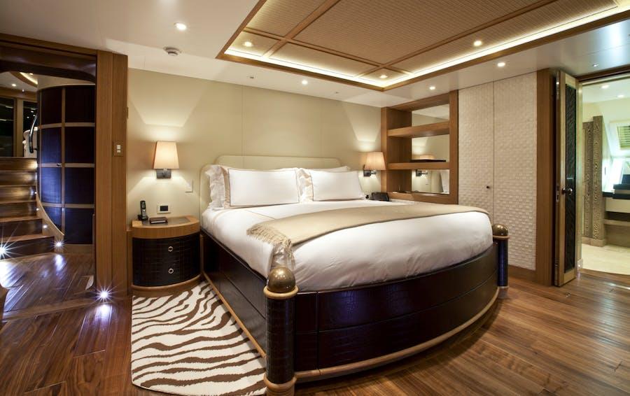Tendar & Toys for HEMISPHERE Private Luxury Yacht For charter