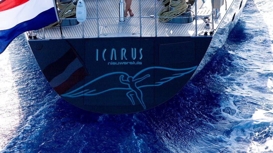 ICARUS Yacht