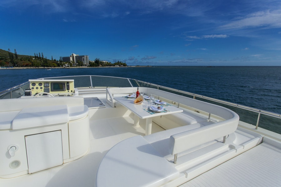 Tendar & Toys for IROUE Private Luxury Yacht For charter